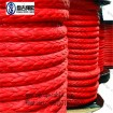 Qingdao pangu red high strength plasma anchor line for wholesale