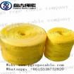 Qingdao pangu agricultural twine orange round hay baler twine