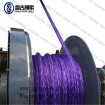 pangu 10mm black synthetic plasma rope and HMPE