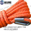 pangu orange 10mm 12mm 14mm winch rope for 12v 10000lb used hydraulic winches